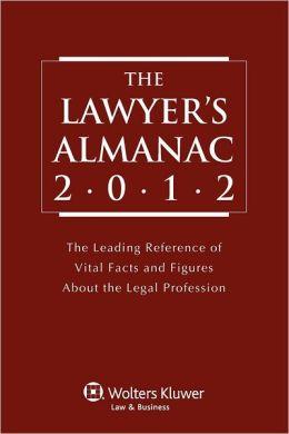 Lawyer's Almanac 2012