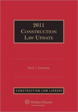 Construction Law Update 2011