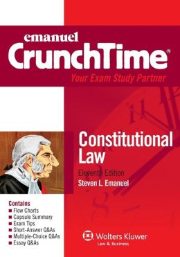 CrunchTime Constitutional Law