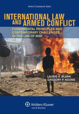 Inernational Law and Armed Conflict