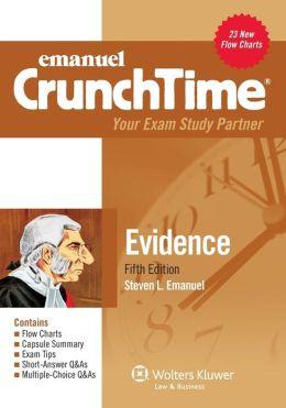 Crunchtime: Evidence 5e