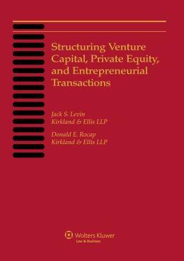 Structuring Venture Capital 2013e