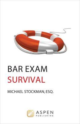 Bar Exam Survival Guide