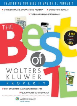 The Best of Wolters Kluwer 1L: Property