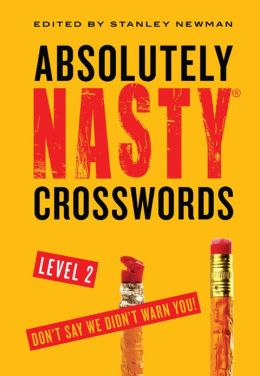 Absolutely Nasty Crosswords Level 2