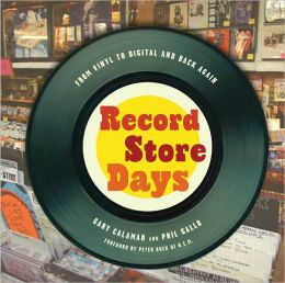 Record Store Days: From Vinyl to Digital and Back Again (PagePerfect NOOK Book)