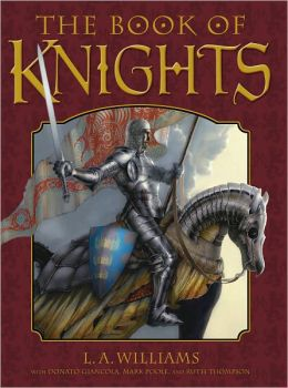 The Book of Knights (PagePerfect NOOK Book)
