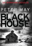 Book Cover Image. Title: The Blackhouse, Author: Peter May