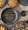 Book Cover Image. Title: The New Cast Iron Skillet Cookbook:  150 Fresh Ideas for America's Favorite Pan, Author: Ellen Brown