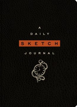 The Daily Sketch Journal (Black)