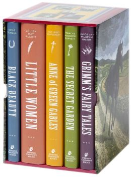 Sterling Unabridged Classics Boxed Set: Best-Loved Library