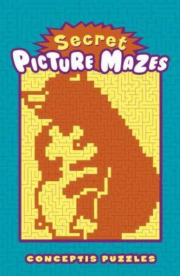 Secret Picture Mazes