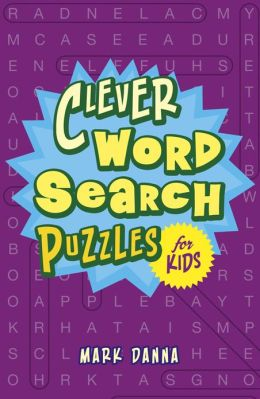 Clever Word Search Puzzles for Kids