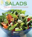 Book Cover Image. Title: Salads:  Fresh, Delicious Dishes for All Occasions, Author: Pamela Clark