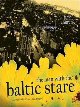 The Man with the Baltic Stare: Inspector O Series, Book 4