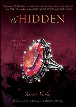 The Hidden (Hollow Trilogy Series #3)