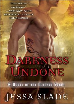 Darkness Undone (Marked Souls Series #4)