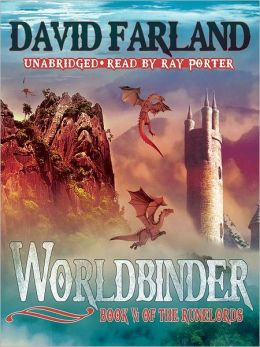 Worldbinder: Runelords Series, Book 6