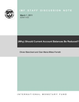 (Why) Should Current Account Balances Be Reduced?