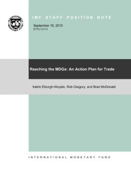 Reaching the MDGs: An Action Plan for Trade