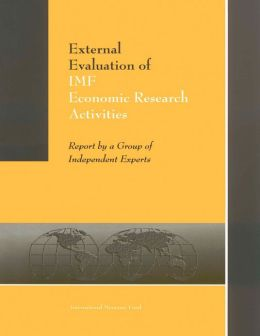 External Evaluation of IMF Economic Research Activities