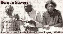 SLAVE NARRATIVES: A Folk History of Slavery in the United States From Interviews with Former Slaves - Mississippi