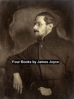 James Joyce: four books in a single file