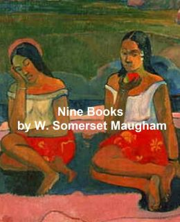 Somerset Maugham: nine books in a single file