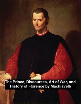Machiavelli: four books in a single file