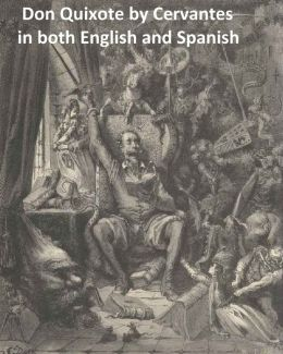 Don Quixote in both English and Spanish