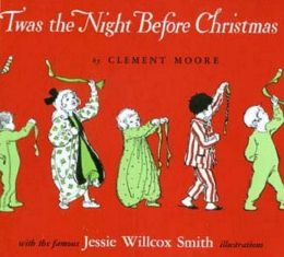 Twas the Night Before Christmas, illustrated