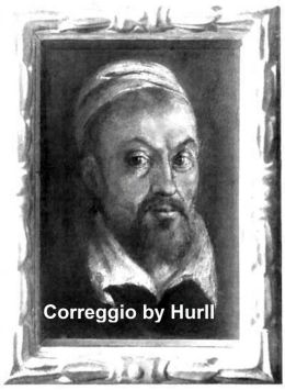 Correggio - A Collection of 15 Pictures, Illustrated