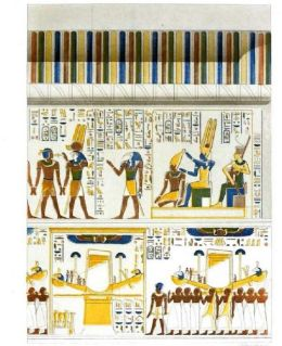 History of Art in Ancient Egypt, Volume 1 of 2, Illustrated