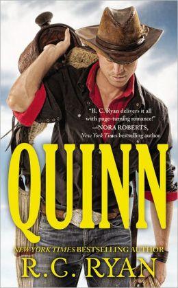 Quinn (Wyoming Sky Series #1)
