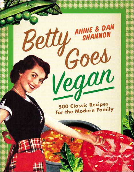 Betty Goes Vegan