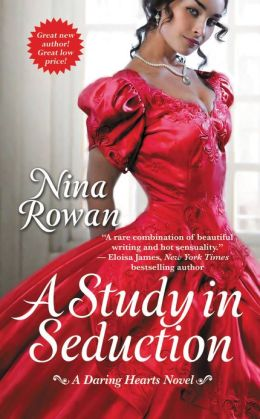 A Study in Seduction (Daring Hearts Series #1)