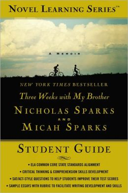 Three Weeks with My Brother (Novel Learning Series)
