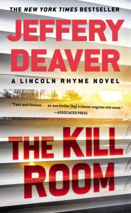 The Kill Room (Lincoln Rhyme Series #10)