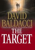 Book Cover Image. Title: The Target, Author: David Baldacci