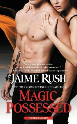 Magic Possessed (Hidden Series #2)