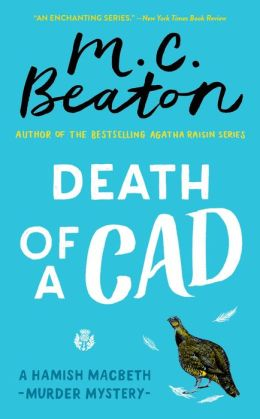 Death of a Cad (Hamish Macbeth Series #2)