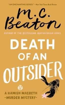 Death of an Outsider (Hamish Macbeth Series #3)