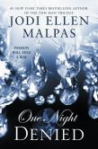 Book Cover Image. Title: One Night:  Denied, Author: Jodi Ellen Malpas