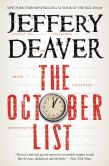 Book Cover Image. Title: The October List, Author: Jeffery Deaver