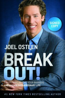 Break Out!: 5 Keys to Go Beyond Your Barriers and Live an Extraordinary Life (Signed Book)