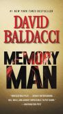 Book Cover Image. Title: Memory Man, Author: David Baldacci