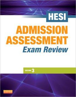 HESI A2 Entrance Exam