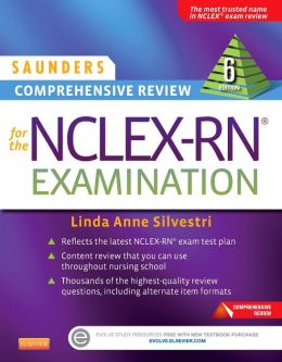 saunders comprehensive review   nclex rn examination edition   linda anne silvestri