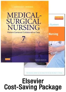 Medical-Surgical Nursing - Single Volume Text and Simulation Learning System Package: Patient-Centered Collaborative Care, Single-Volume Set