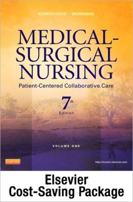 Medical-Surgical Nursing - 2-Volume Set - Text and Virtual Clinical Excursions 3.0 Package: Patient-Centered Collaborative Care